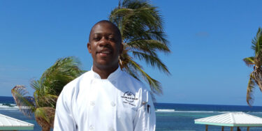 Meet Gregory, Cayman Brac Beach Resort Chef
