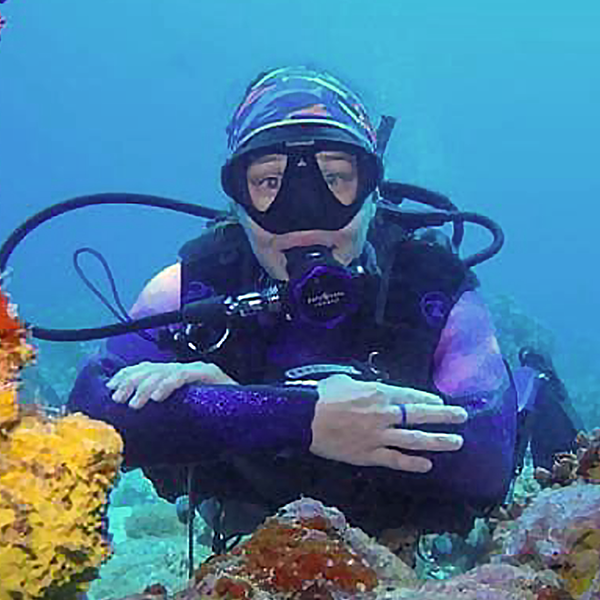 Dive Team Member Photo